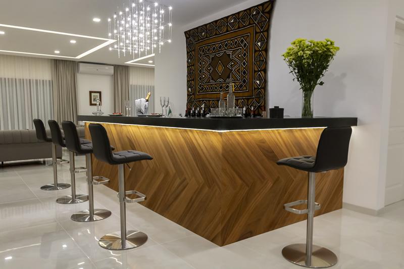 Bar Casa de lujo en venta El Tigre Nuevo Vallarta Nayarit México