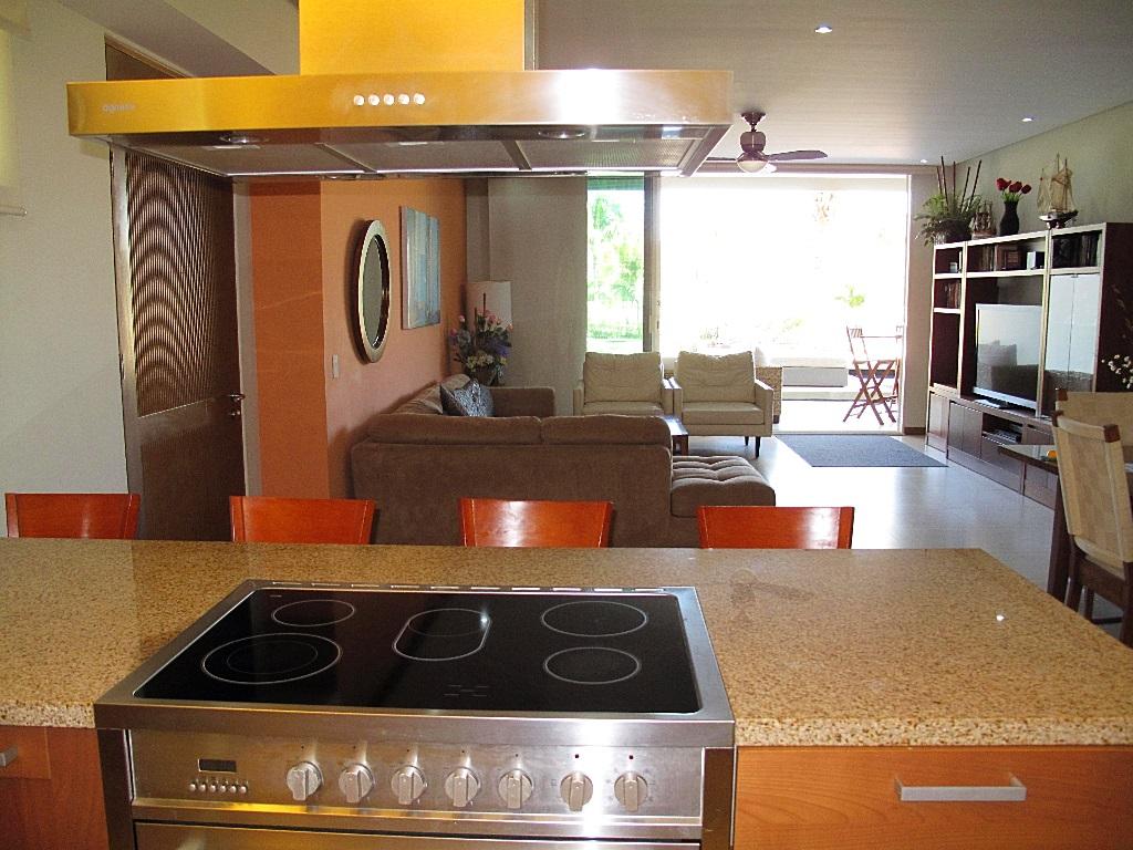 Barra comedor Desarrollo Península Golf Condominio en venta, El Tigre, Nuevo Vallarta, Nayarit, México