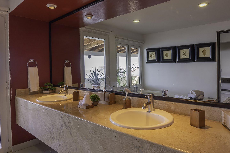 Bathroom Beachfront Penthouse Luxury Condo Nuevo Vallarta