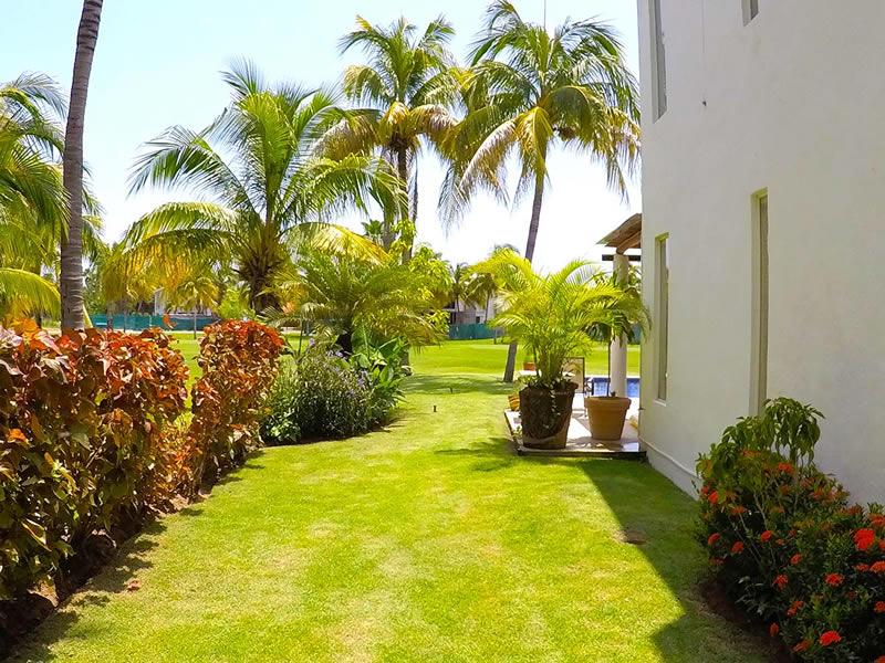 campo de golf - Villa Ibiza # 1, en Venta en Nuevo Vallarta El Tigre2