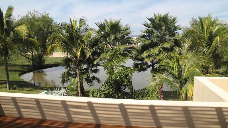 Campo de Golf Desarrollo Isla Palmares en el Tigre Club de Golf en Nuevo Vallarta