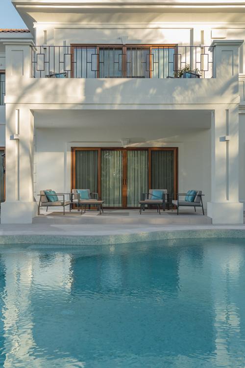 Casa con piscina de lujo en venta El Tigre Nuevo Vallarta Nayarit México