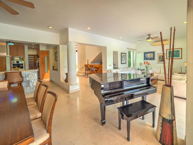 Casa con alberca en venta El Tigre Nuevo Vallarta Nayarit
