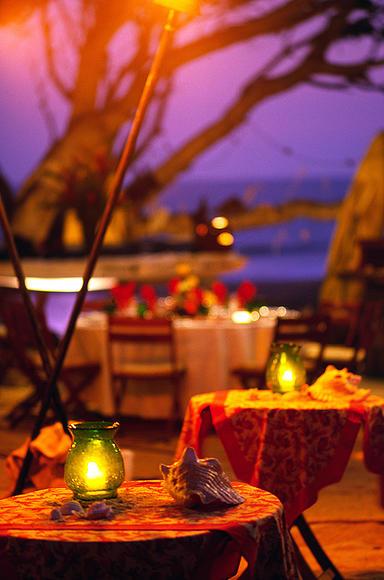 Cena anochecer en Nuevo Vallarta