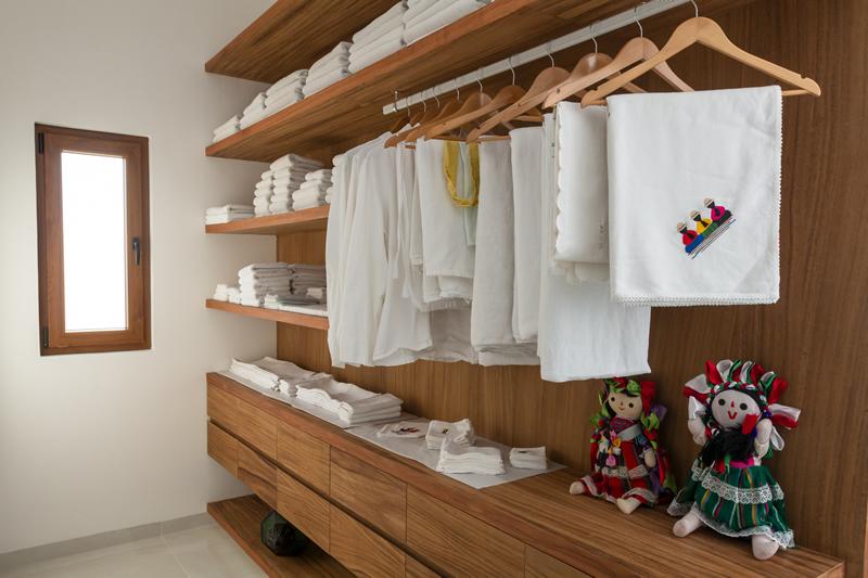Closet bano Casa de lujo en venta El Tigre Nuevo Vallarta Nayarit México