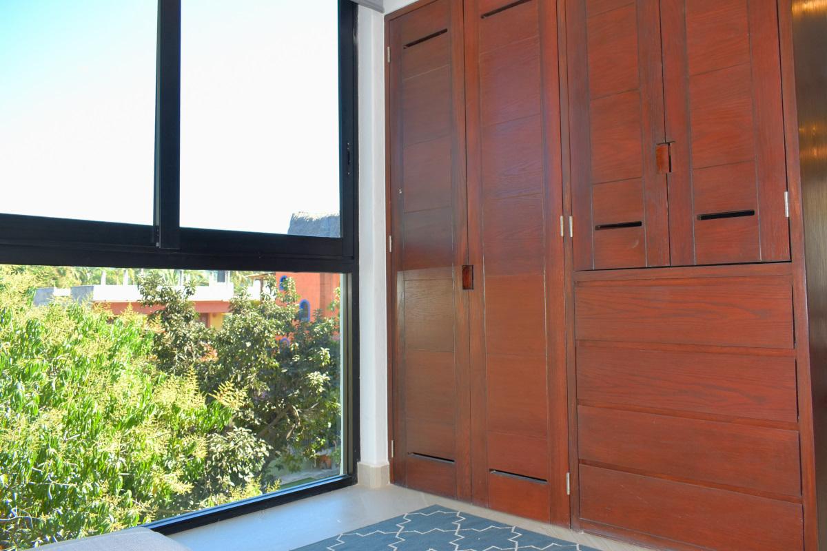 Closet Condominio en venta frente a la playa San Pancho Nayarit