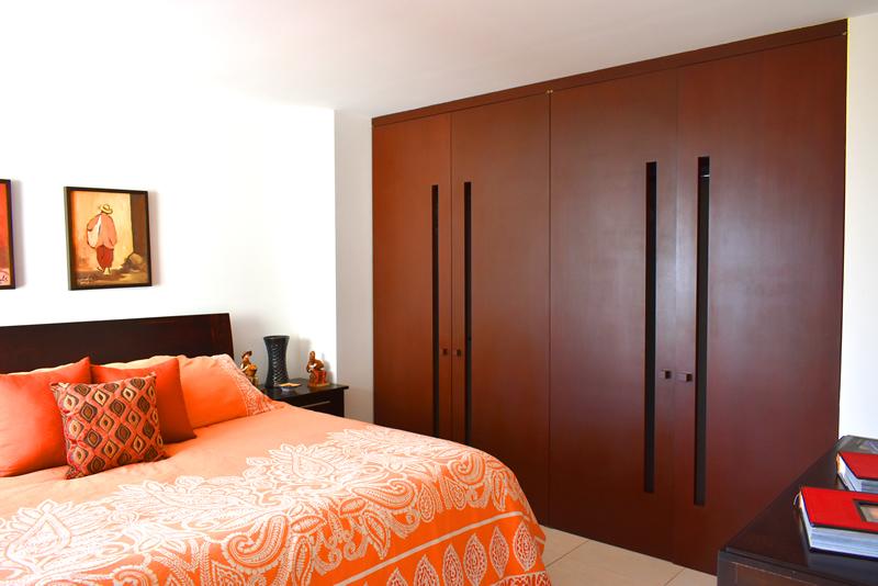 Closet recámara Condominio con vista al Mar en Venta Villa Magna Nuevo Vallarta