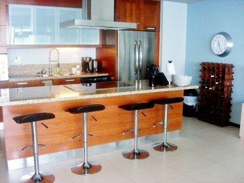 Cocina Condominio Península Puerto Vallarta