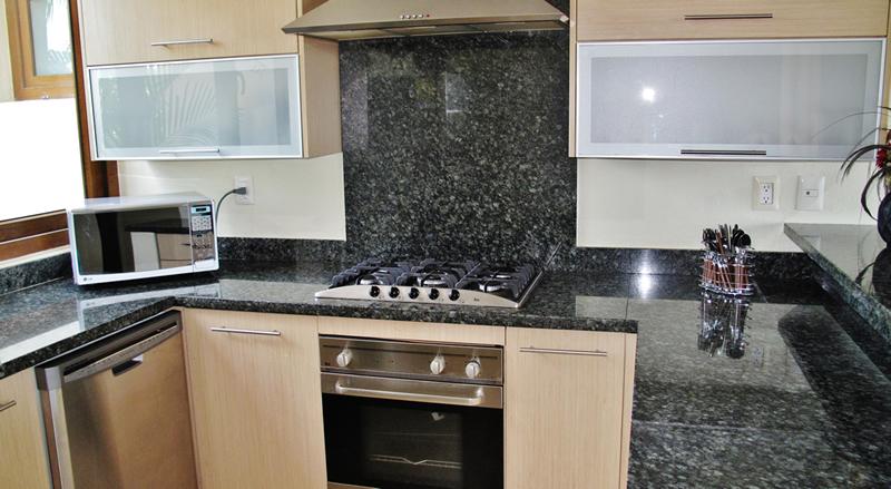 Kitchen Condominium Punta Esmeralda La Cruz de Huanacaxtle Riviera Nayarit