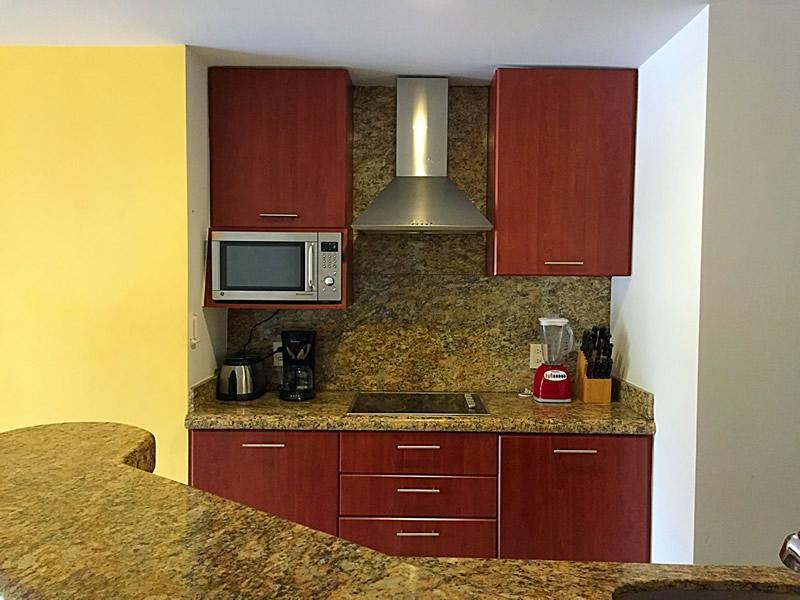Cocina Condominio Villa Magna Nuevo Vallarta