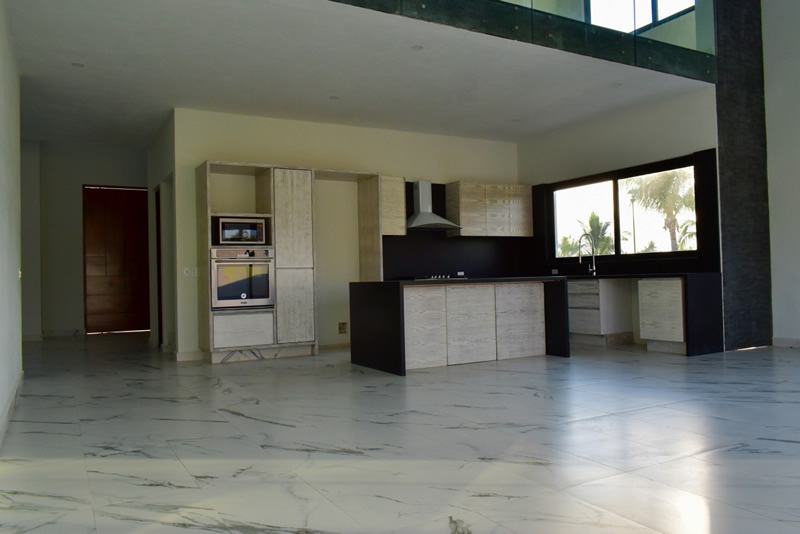 Cocina integral Casa en venta Residencial Los Tigres Nuevo Vallarta