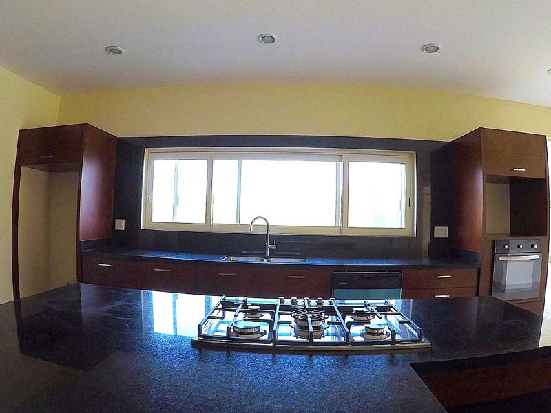 Cocina integral Casa Vista Lagos Paradise Village El Tigre Nuevo Vallarta Nayarit México