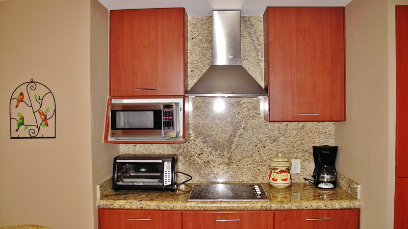 Cocina integral Condominio en venta Villa Magna Nuevo Vallarta