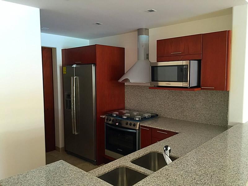 Cocina Integral Condominio Isla Palmares en el Campo de Golf El ...