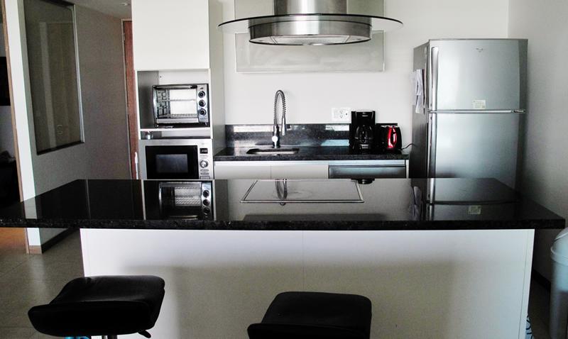 Cocina integral Condominio Peninsula en Nuevo Vallarta Nayarit