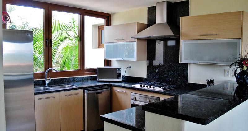 Integral Kitchen Condominium Punta Esmeralda La Cruz de Huanacaxtle Riviera Nayarit