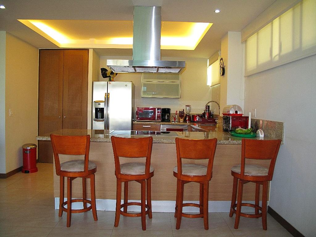 Cocina integral Desarrollo Península Golf Condominio en venta, El Tigre, Nuevo Vallarta, Nayarit, México