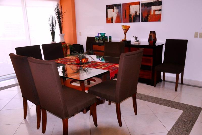 Comedor Condominio Villa Magna Nuevo Vallarta