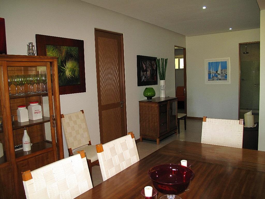 Comedor Desarrollo Península Golf Condominio en venta, El Tigre, Nuevo Vallarta, Nayarit, México