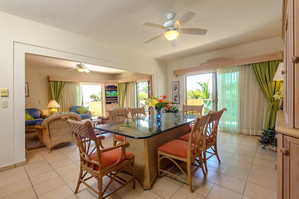 Comedor Oceano Vista Residences Condominio Nuevo Vallarta