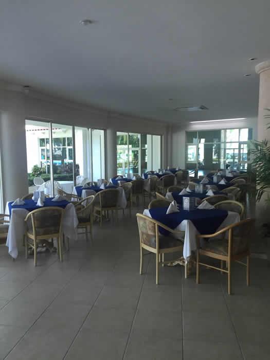 Comedor Paradise Village El Tigre Golf Country Club Nuevo Vallarta