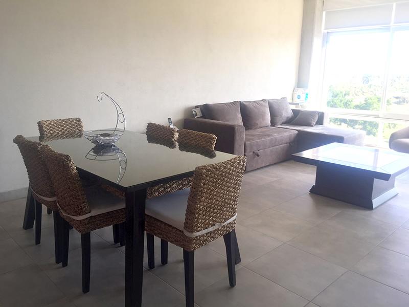 Comedor Penthouse en Venta Nuevo Vallarta en Condominio 3.14 Living