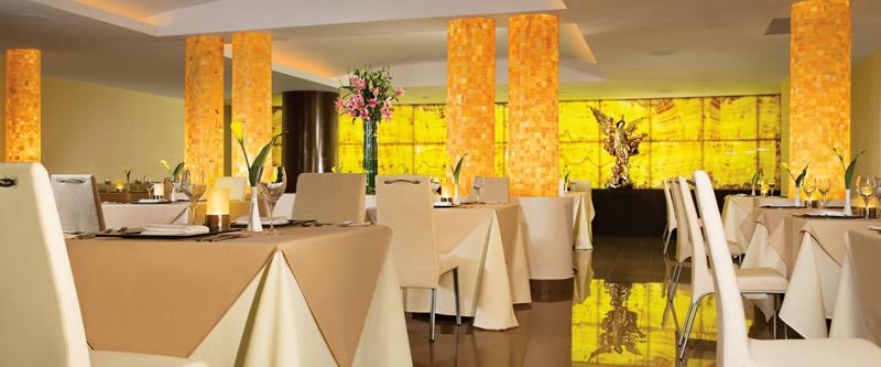 Comedor restaurante Condominio Villa Magna Nuevo Vallarta