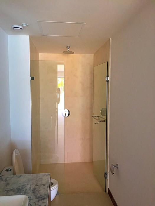 Completo baño penthouse en venta Condominio Península en Nuevo Vallarta Nayarit