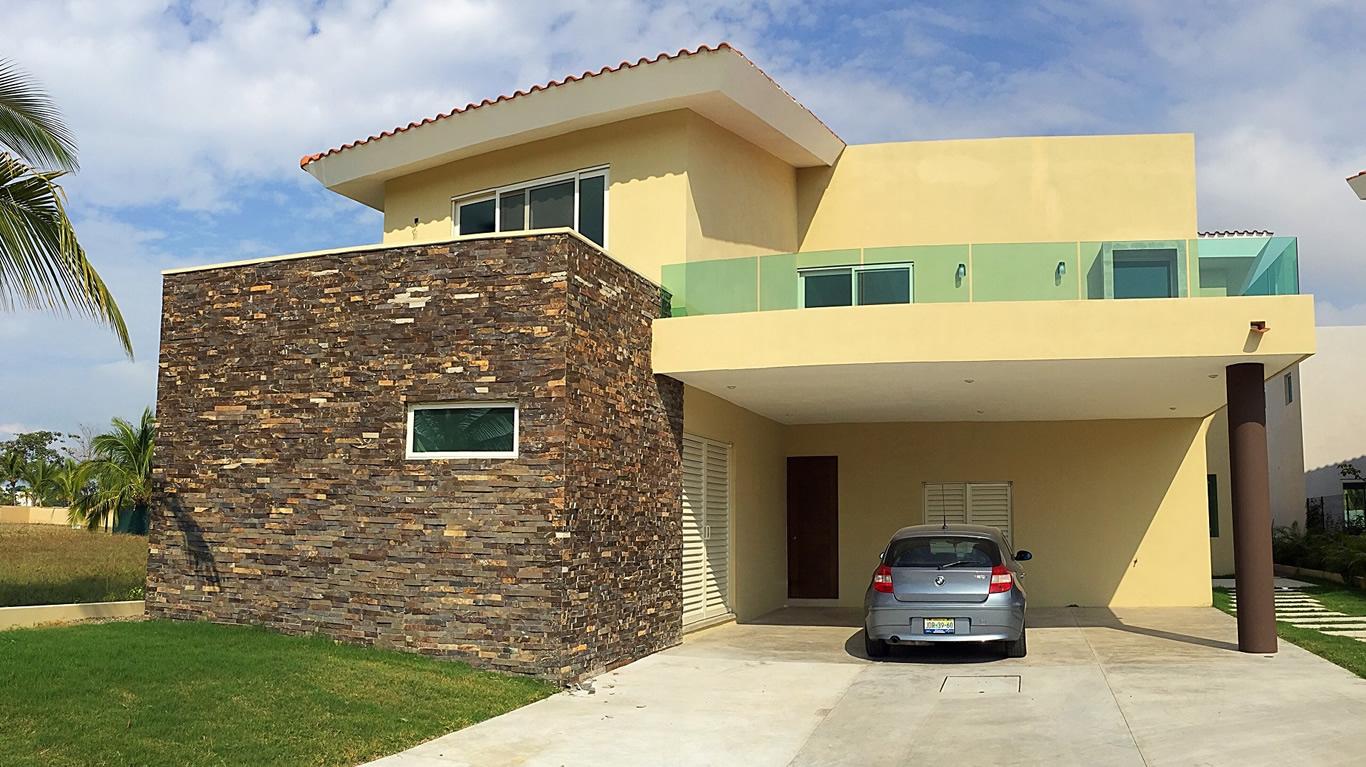 Casa en Venta Vista Lagos Paradise Village El Tigre Nuevo Vallarta Nayarit México