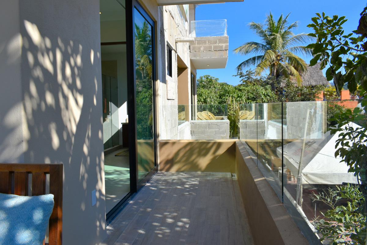 Construcción Condominio en venta frente a la playa San Pancho Nayarit