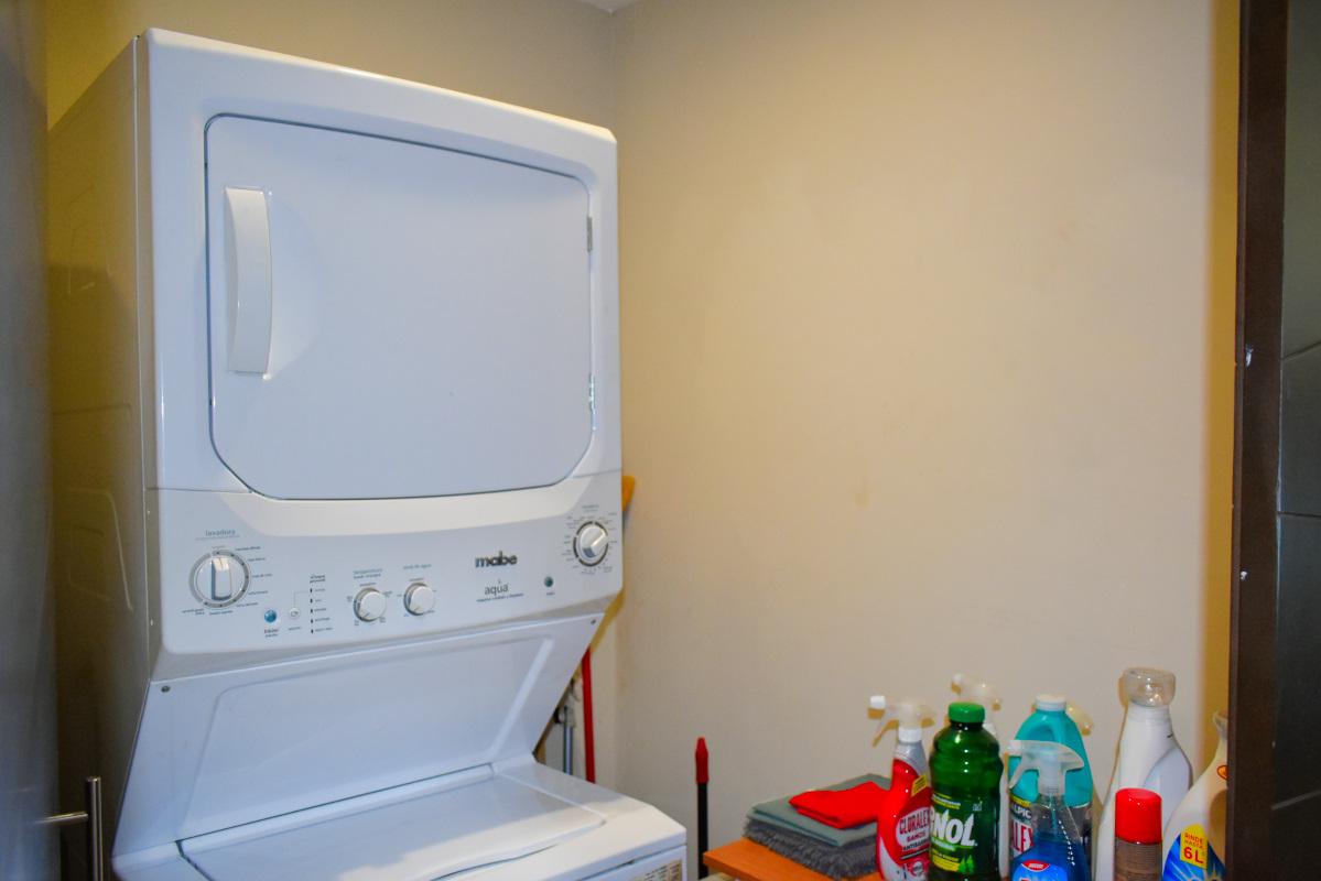 Cuarto lavado Penthouse Nuevo Vallarta en Venta 3.14 Living