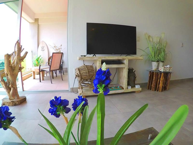 Decoración Apartamento en Venta 3.14 Living Nuevo Vallarta Nayarit