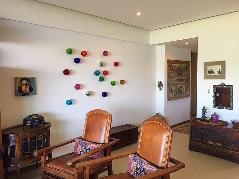 Decoracion interior Condominio en Venta Península Nuevo Vallarta Nayarit México Desarrollo Habitacional