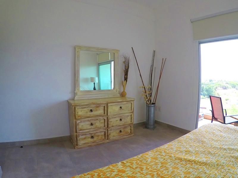 Decoración recámara Apartamento en Venta 3.14 Living Nuevo Vallarta Nayarit