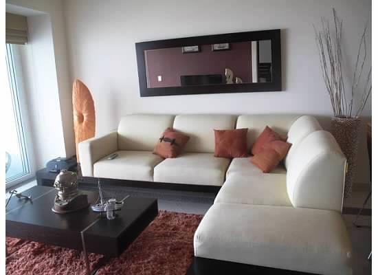 Decoración sala Condominio Villa Magna Nuevo Vallarta