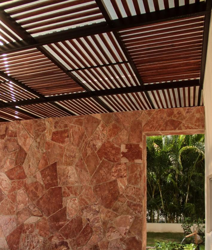 Decoración Villa Jaguar en Paradise Village Golf y Country Club