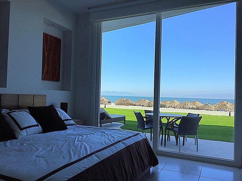Departamento en primer piso con vista al mar en Venta VillaMagna Nuevo Vallarta Nayarit