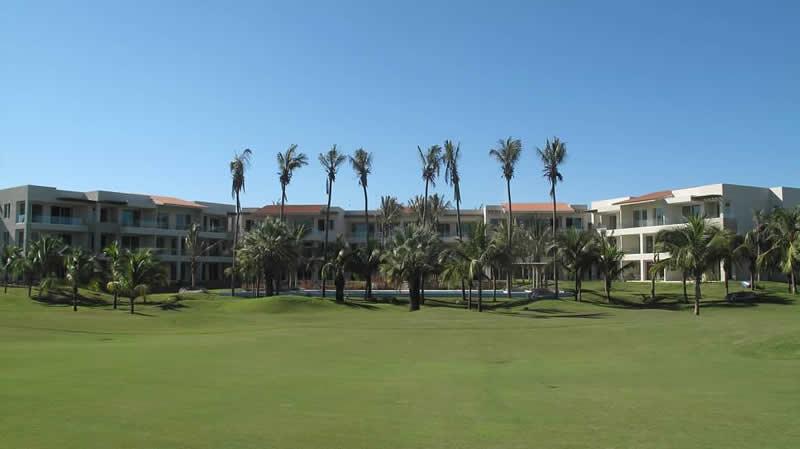 Desarrollo Condominio Península Golf en Nuevo Vallarta