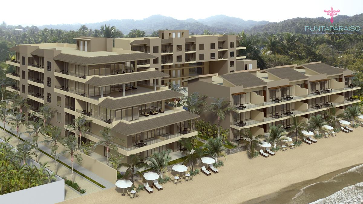 Desarrollo Inmobiliario San Pancho Riviera Nayarit Punta Paraíso México