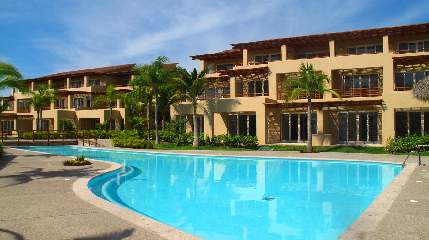 Desarrollo Isla Palmares en el Tigre Club de Golf en Nuevo Vallarta