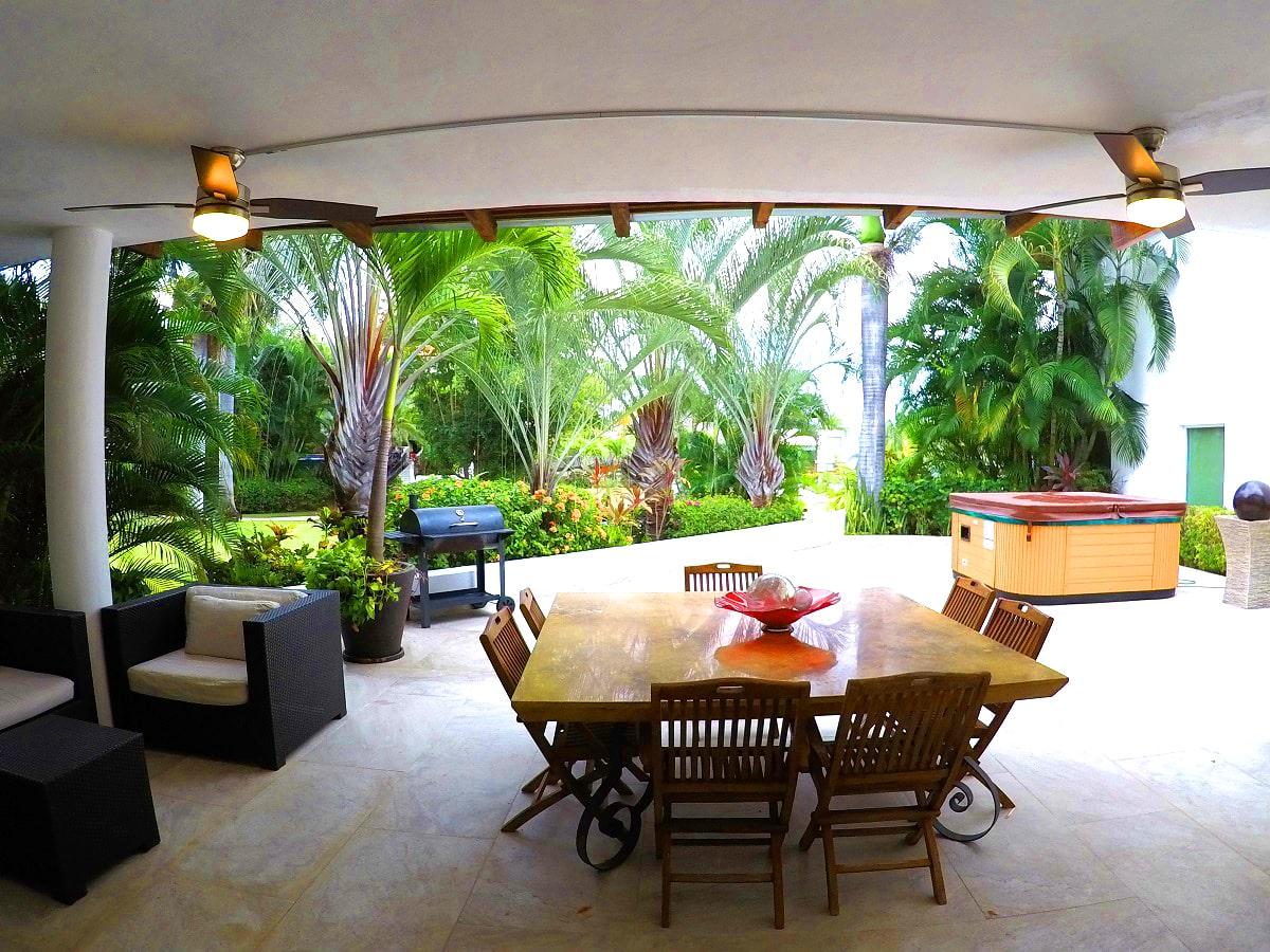 desayunador Villa en venta Vallarta Gardens La Cruz de Huanacaxtle