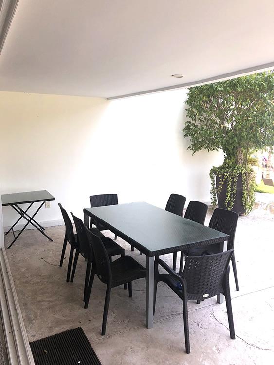 Desayunador Residencial Villa Magna Nuevo Vallarta Departamento en Venta