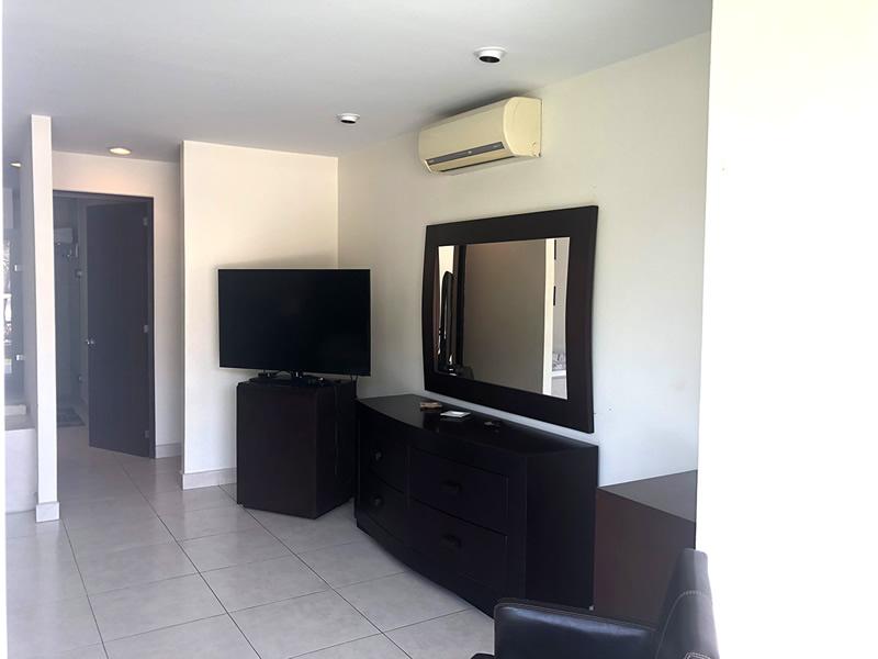Detalles recámara Residencial Villa Magna Nuevo Vallarta Departamento en Venta