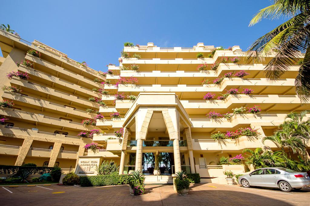 Edificio Oceano Vista Residences Condominio Nuevo Vallarta