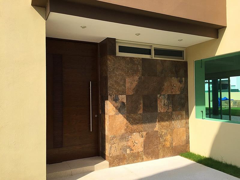 Entrada Casa en Venta Vista Lagos Paradise Village El Tigre Nuevo Vallarta Nayarit México