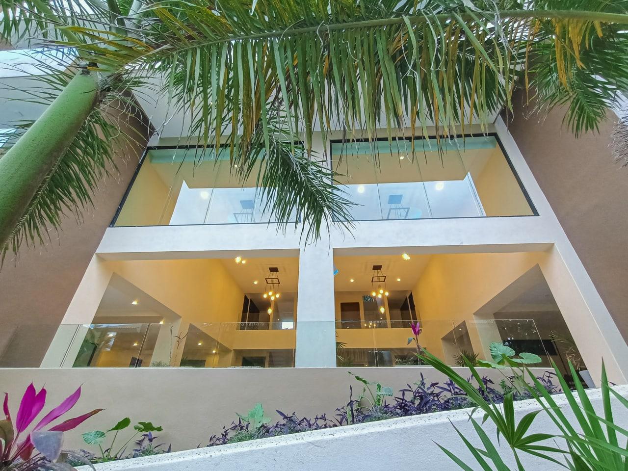 Entrada Lobby Fase 3 Punta Paraíso