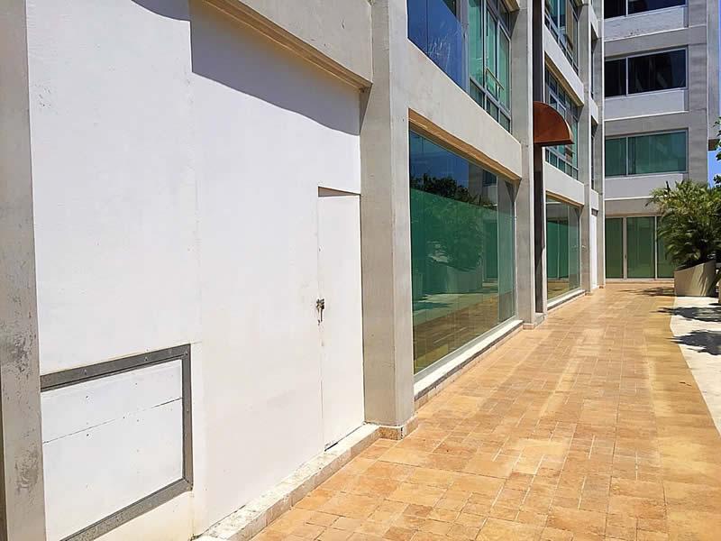 Entrada Local comercial en venta Plaza 3.14 Living Nuevo Vallarta