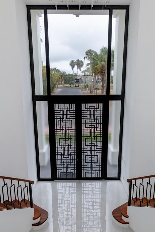 Escalera doble Casa de lujo en venta El Tigre Nuevo Vallarta Nayarit México