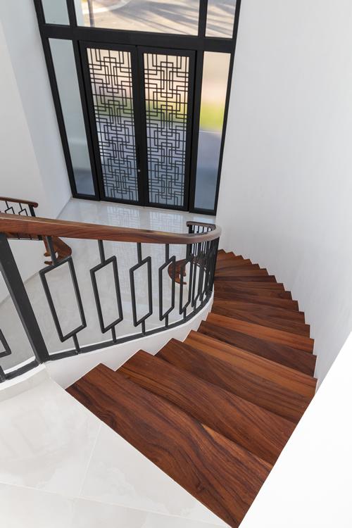 Escaleras Casa de lujo en venta El Tigre Nuevo Vallarta Nayarit México