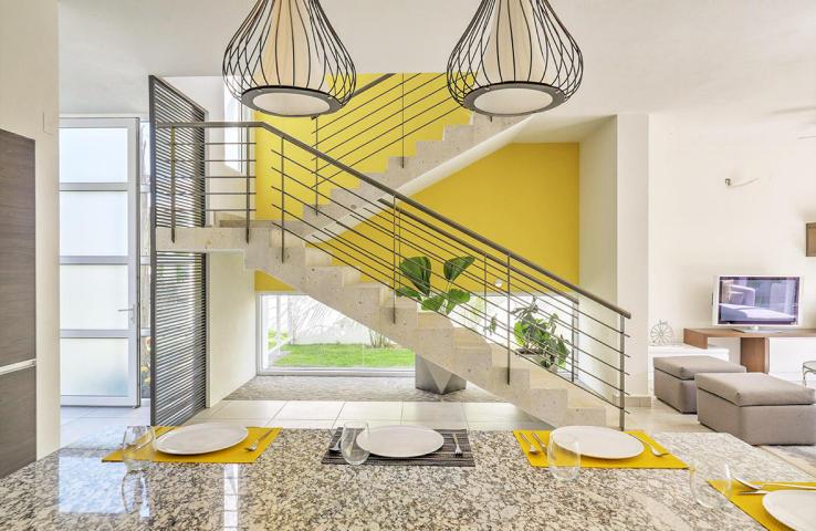 Escaleras Conjunto Residencial Real Nuevo Vallarta Nayarit México